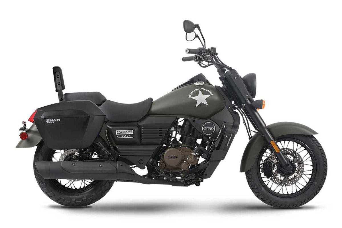 Precios de UM Motorcycles Renegade Commando Tourer