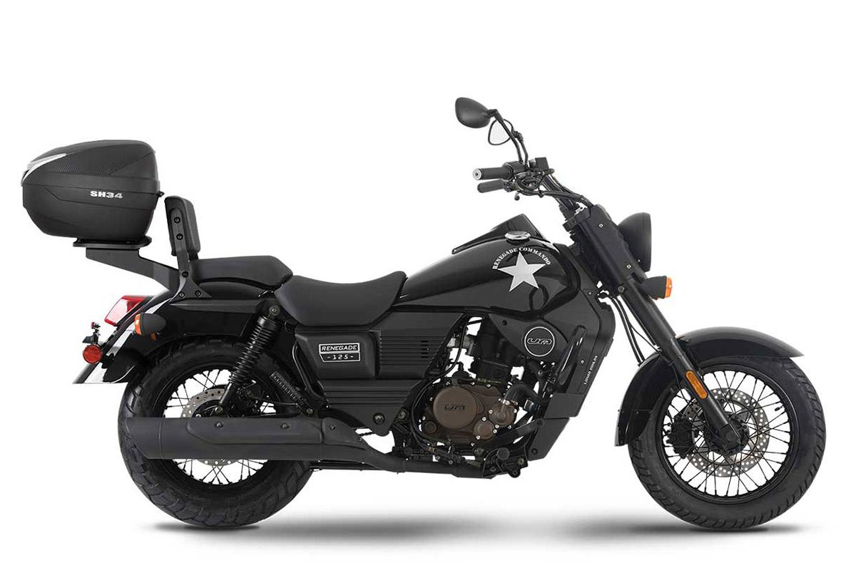 Precios del UM Motorcycles Renegade Commando Urban