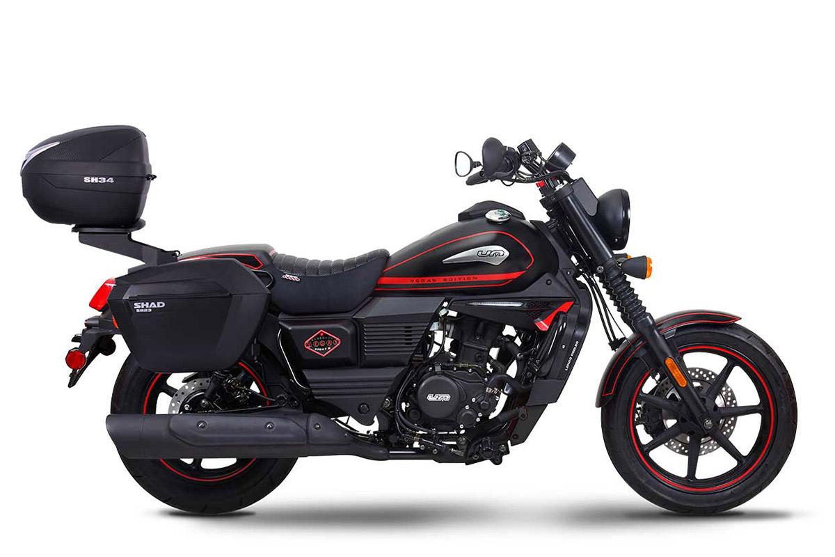 UM Motorcycles Renegade Vegas Grand Tourer