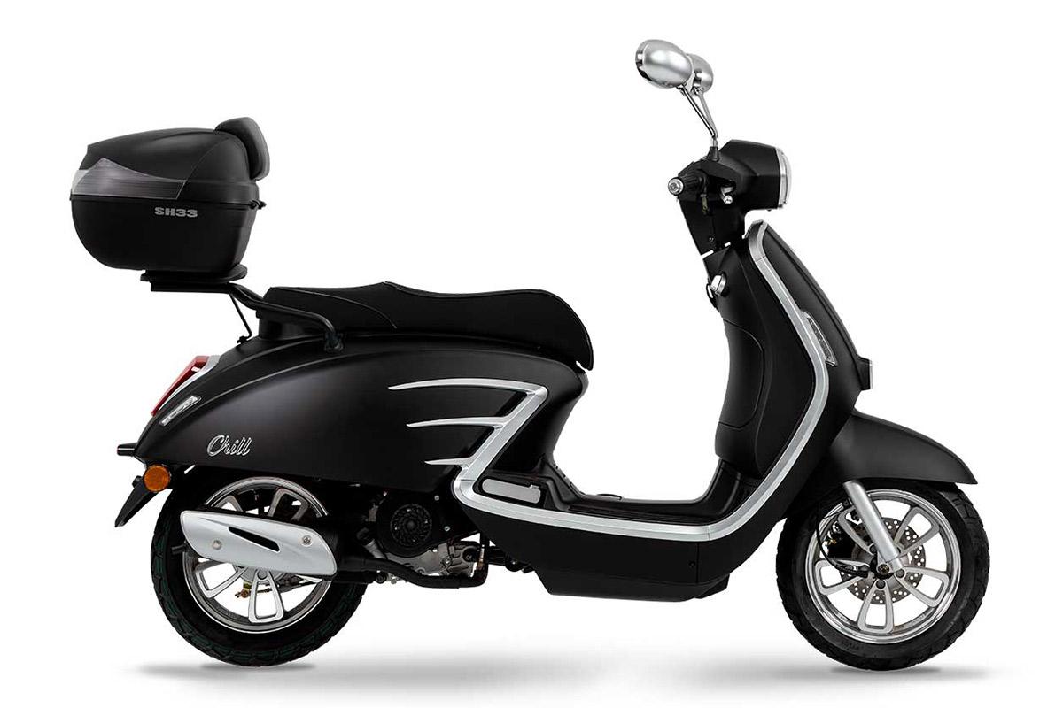 Precios de UM Motorcycles Chill 50 Urban