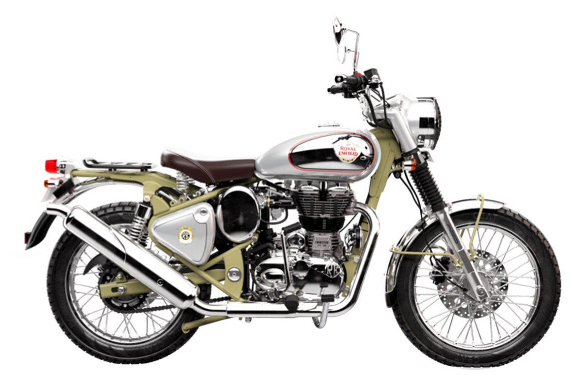 Royal Enfield Bullet Trial 500