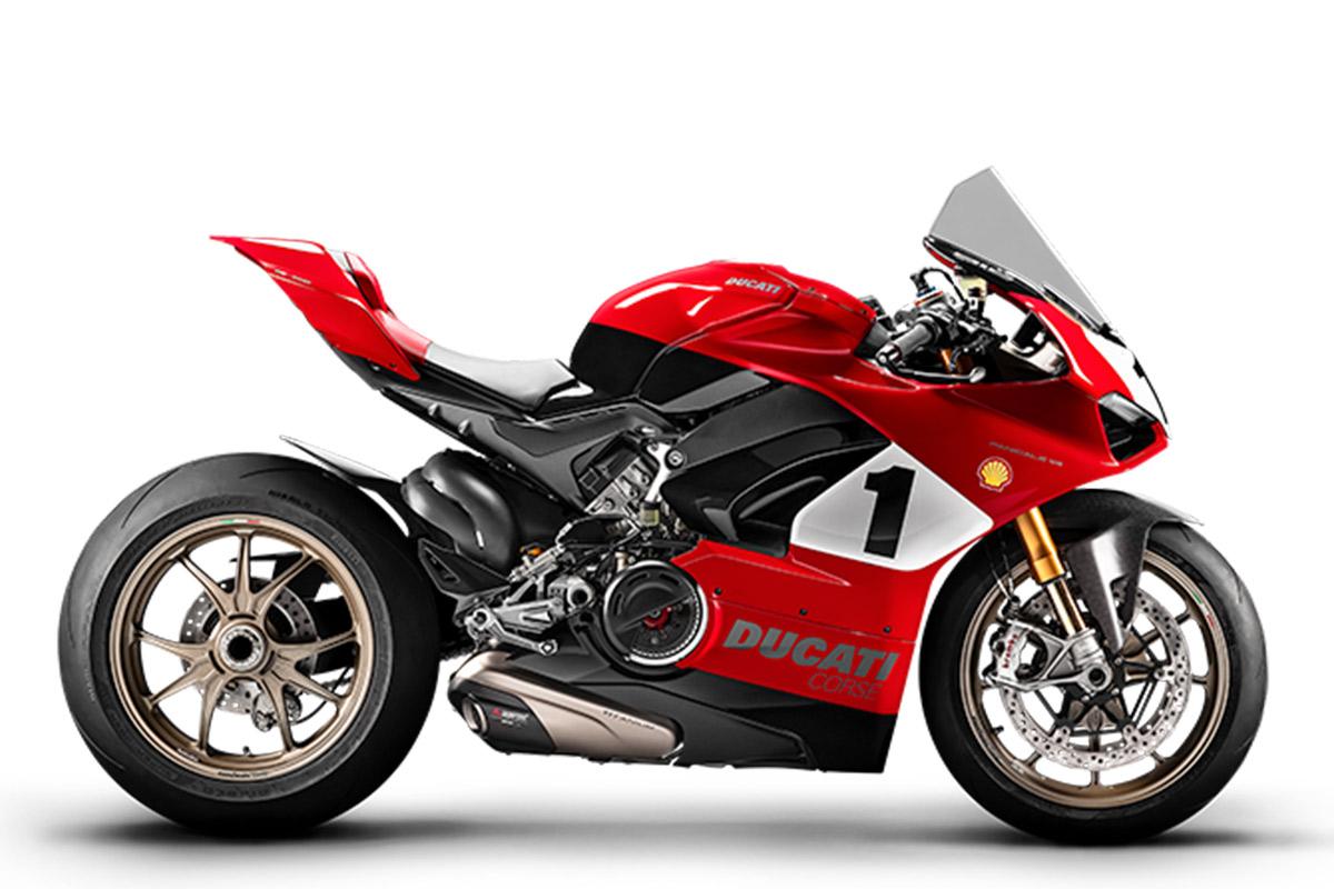 Ducati V4 25 Aniversario 916