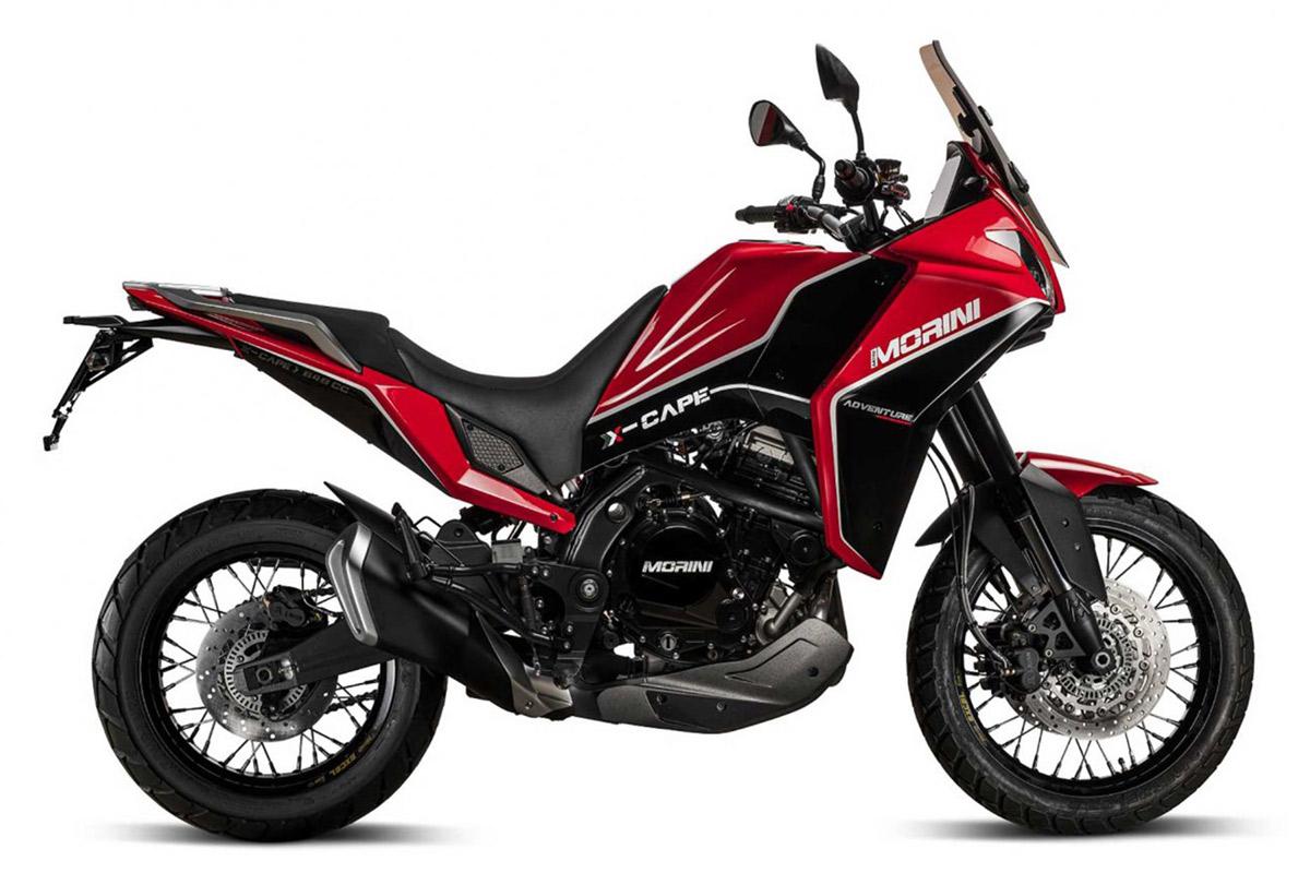 Precios de Moto Morini X-Cape