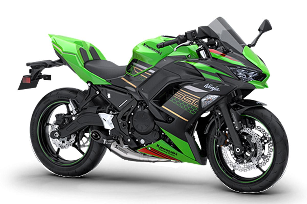 Precios del Kawasaki Ninja 650 SE Performance