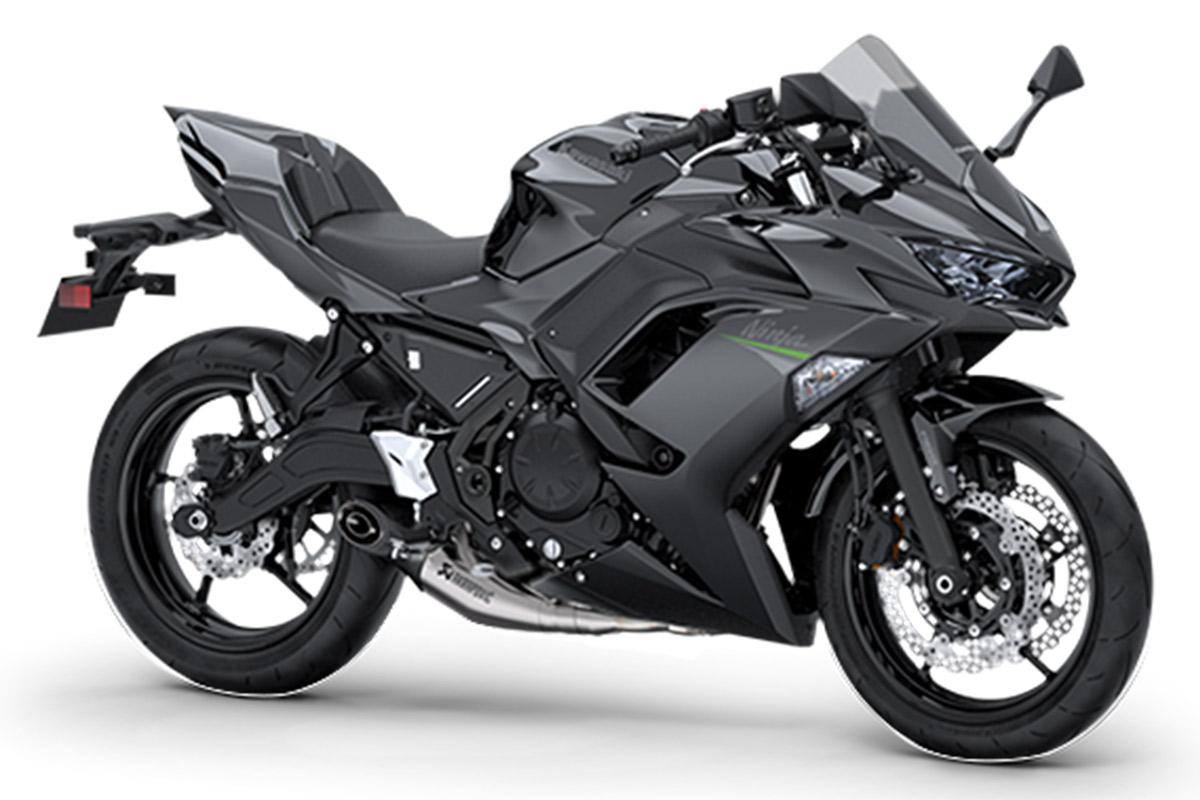 Precios de Kawasaki Ninja 650 Performance