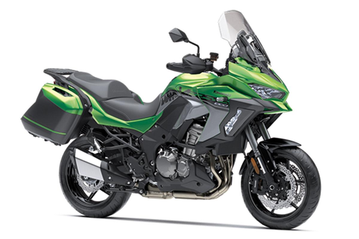 Precios de Kawasaki Versys 1000 SE Tourer