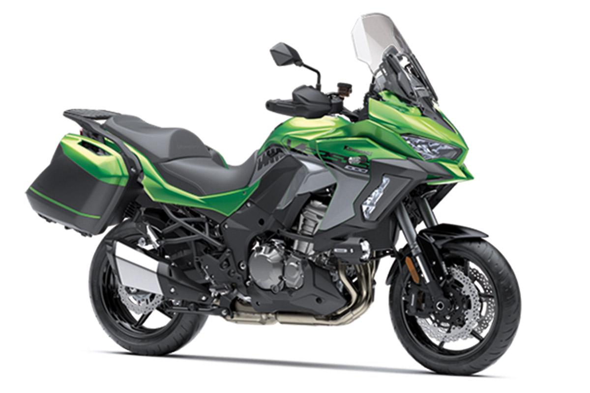 Precios de Kawasaki Versys 1000 SE Tourer +
