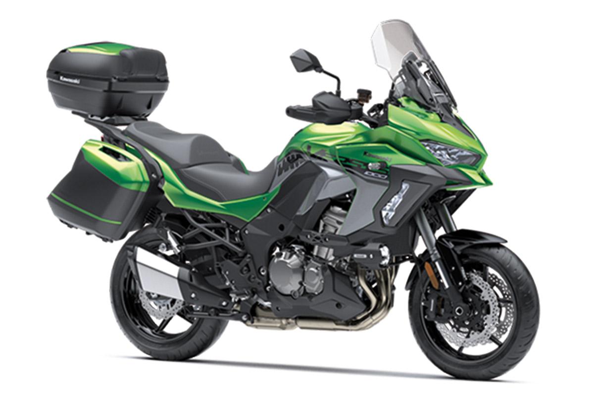 Precios de Kawasaki Versys 1000 SE Grand Tourer