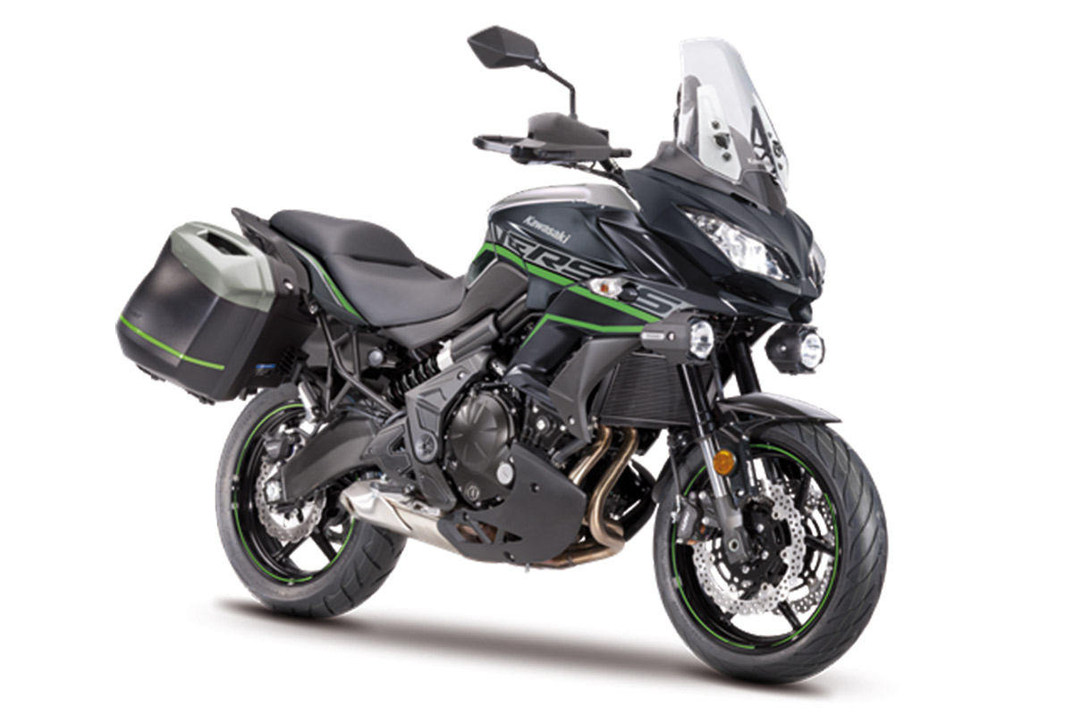 Precios de Kawasaki Versys 650 SE Tourer