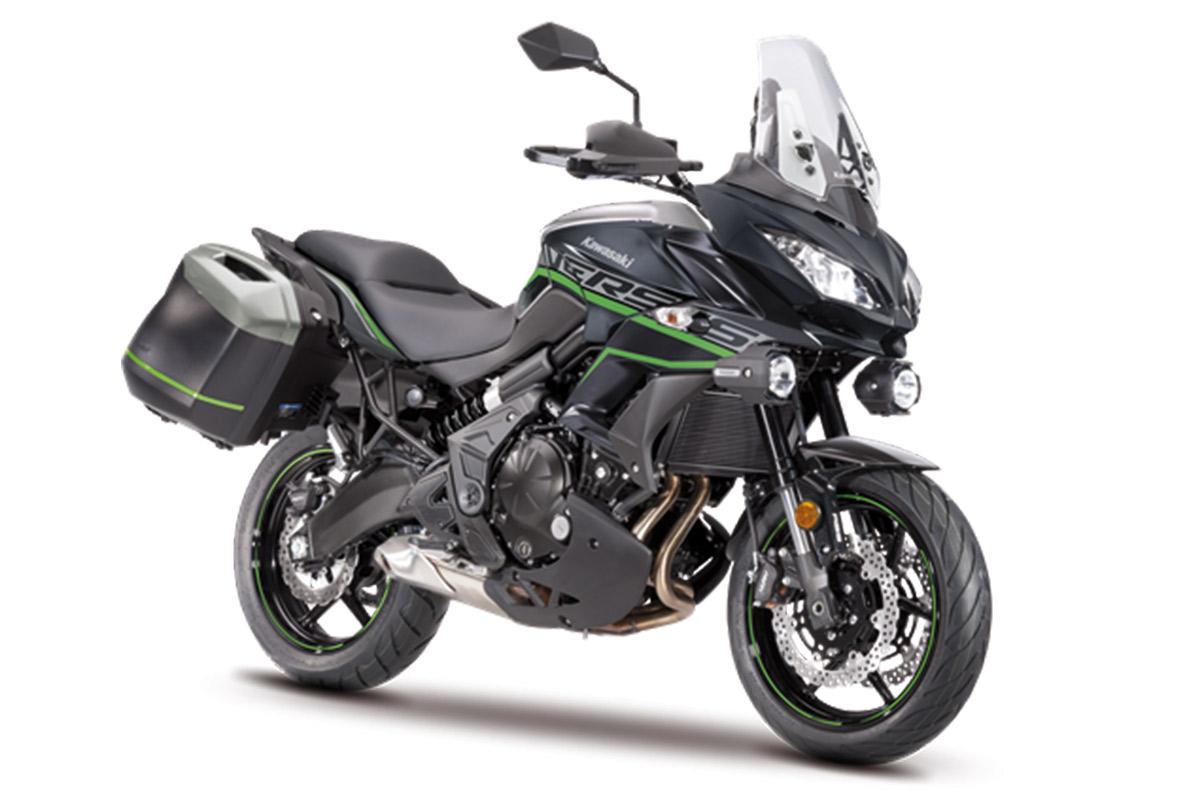 Precios de Kawasaki Versys 650 SE Tourer +