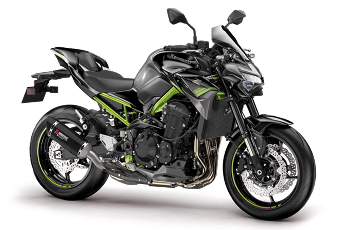 Precios de Kawasaki Z900 A2 Performance