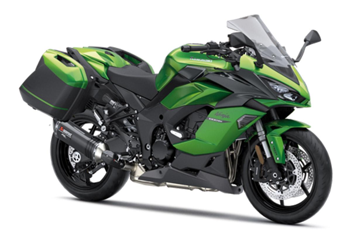 Kawasaki Ninja 1000 SX Performance Tourer