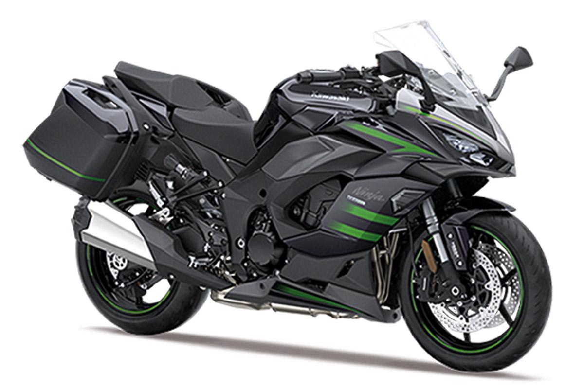 Kawasaki Ninja 1000 SX SE Tourer