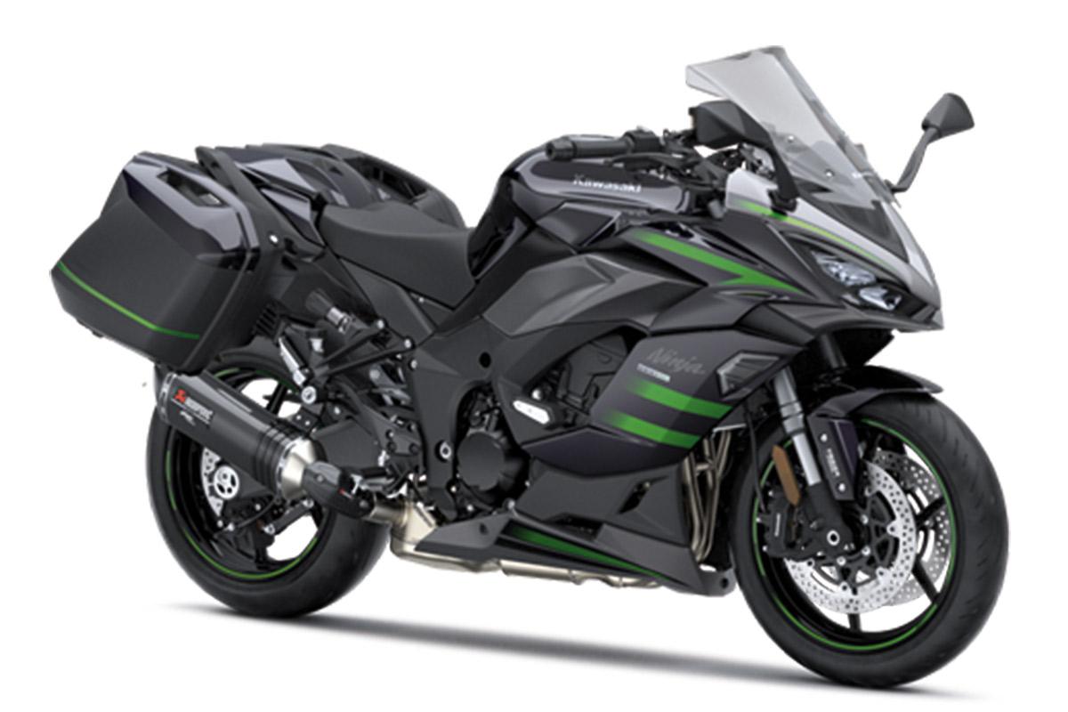Kawasaki Ninja 1000 SX SE Performance Tourer