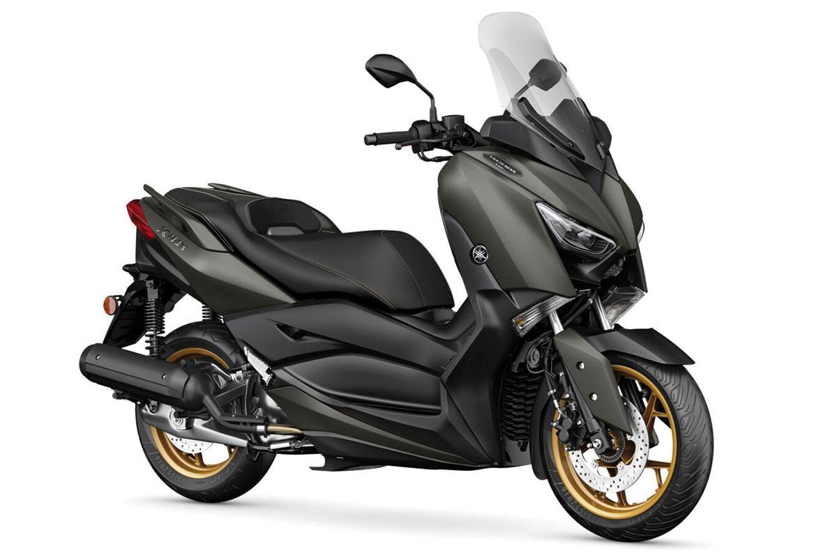 Precios de Yamaha XMAX 125 Tech Max
