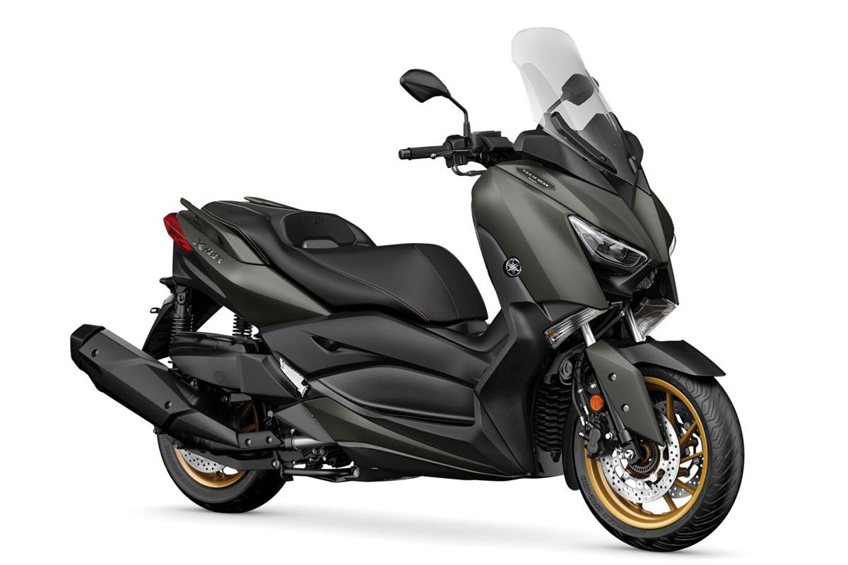 Precios de Yamaha XMAX 400 Tech Max
