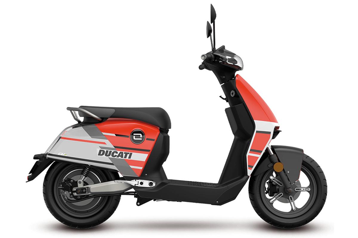 Precios de Super Soco CUX Ducati