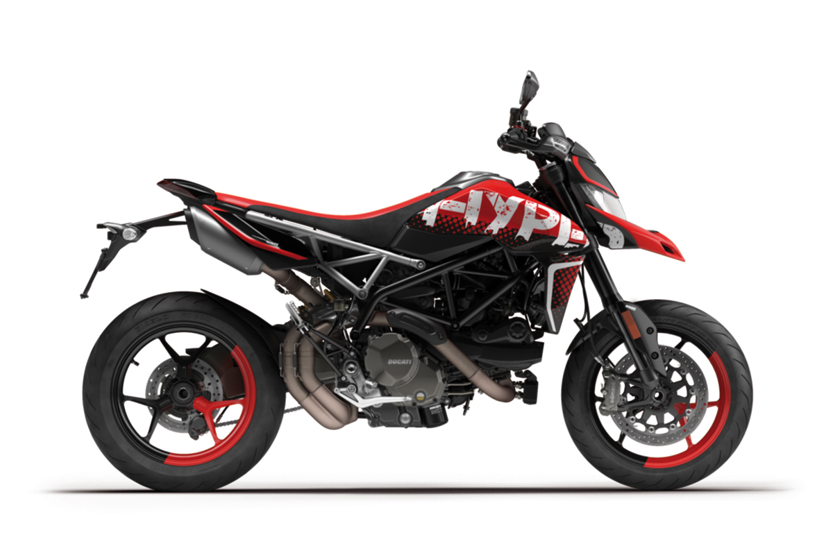 Precios de Ducati Hypermotard 950 RVE