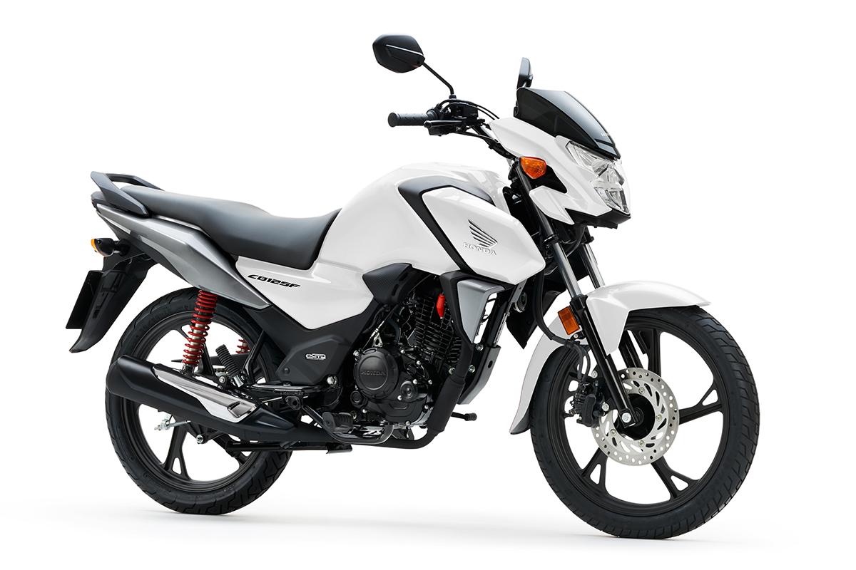 Precios de Honda CB 125 F 2021