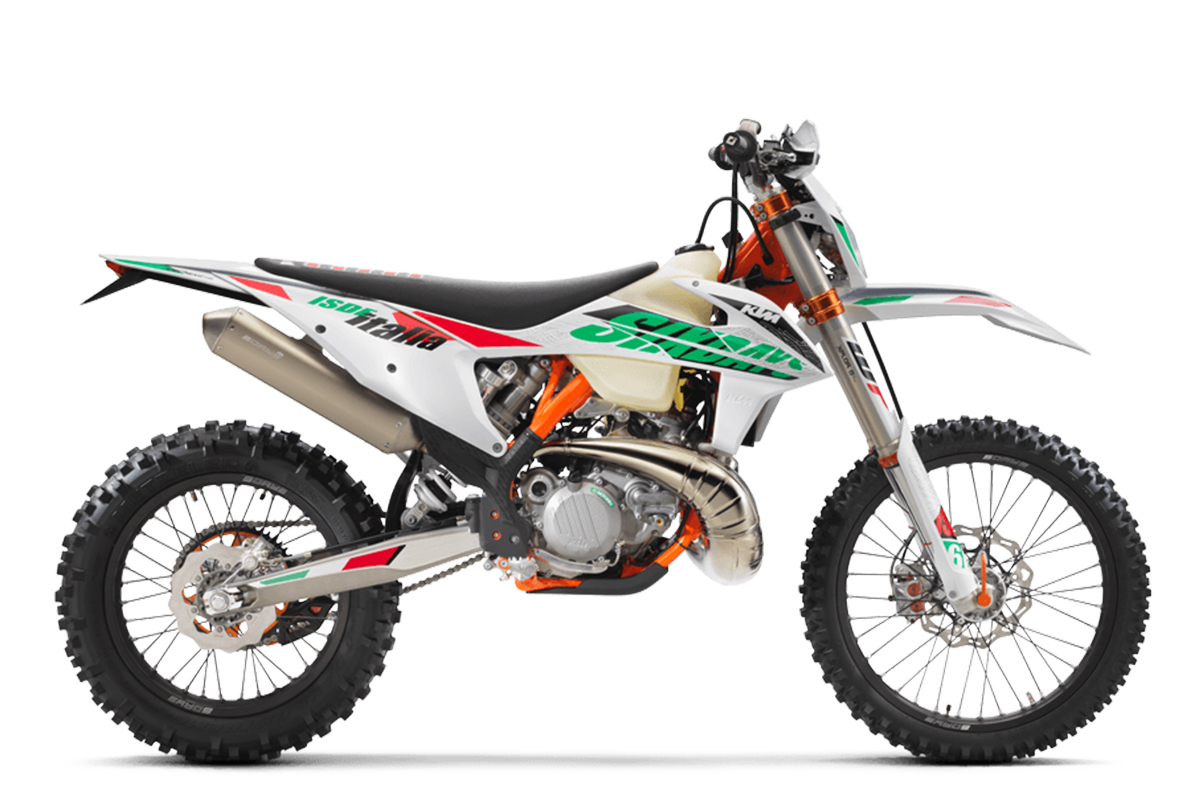 KTM EXC 250 TPI Six Days
