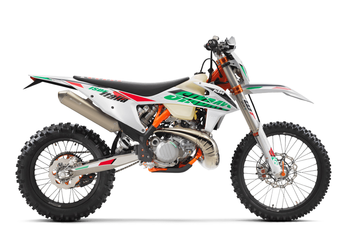 Precios del KTM EXC 300 TPI Six Days