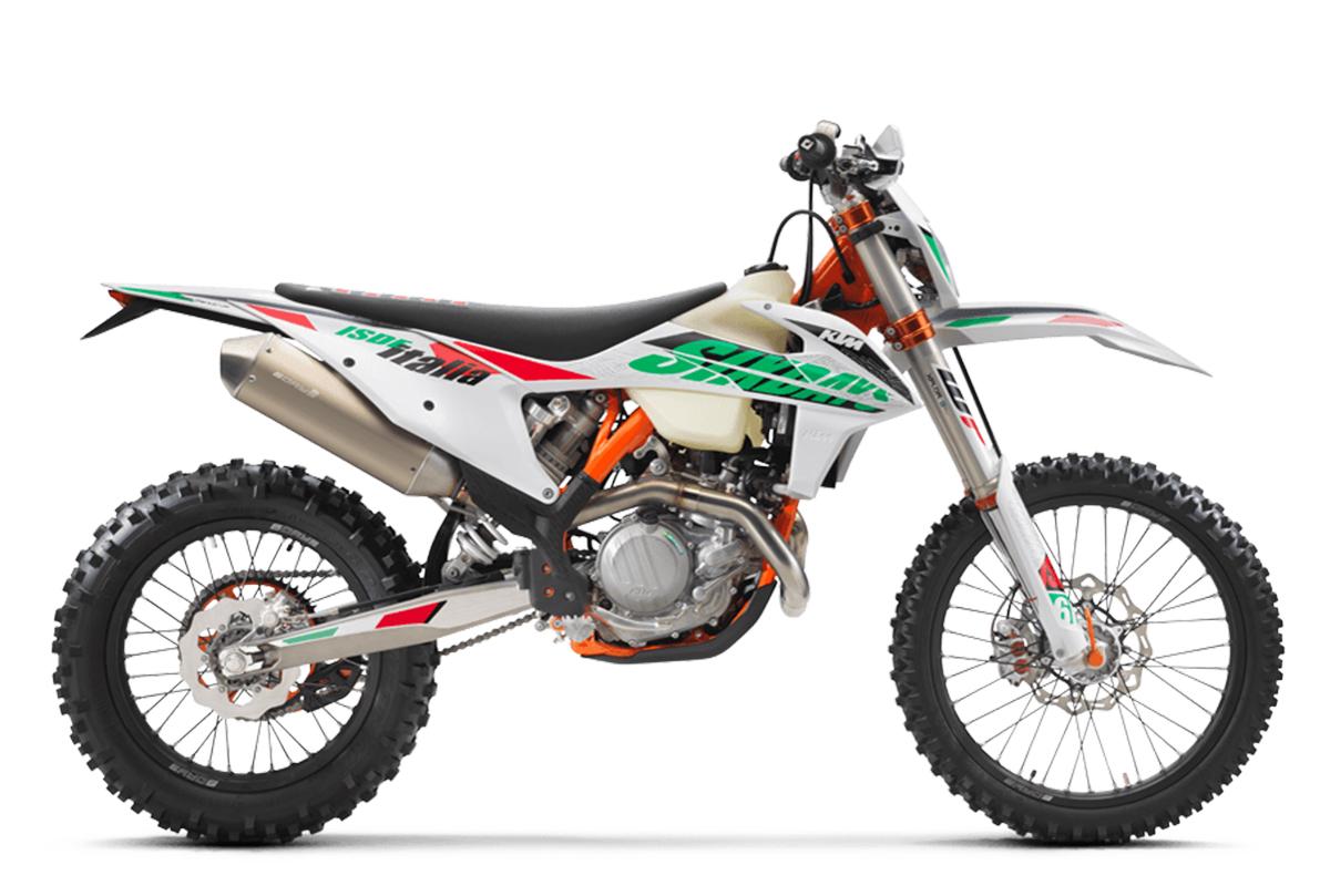 Precios de KTM EXC-F 450 Six Days