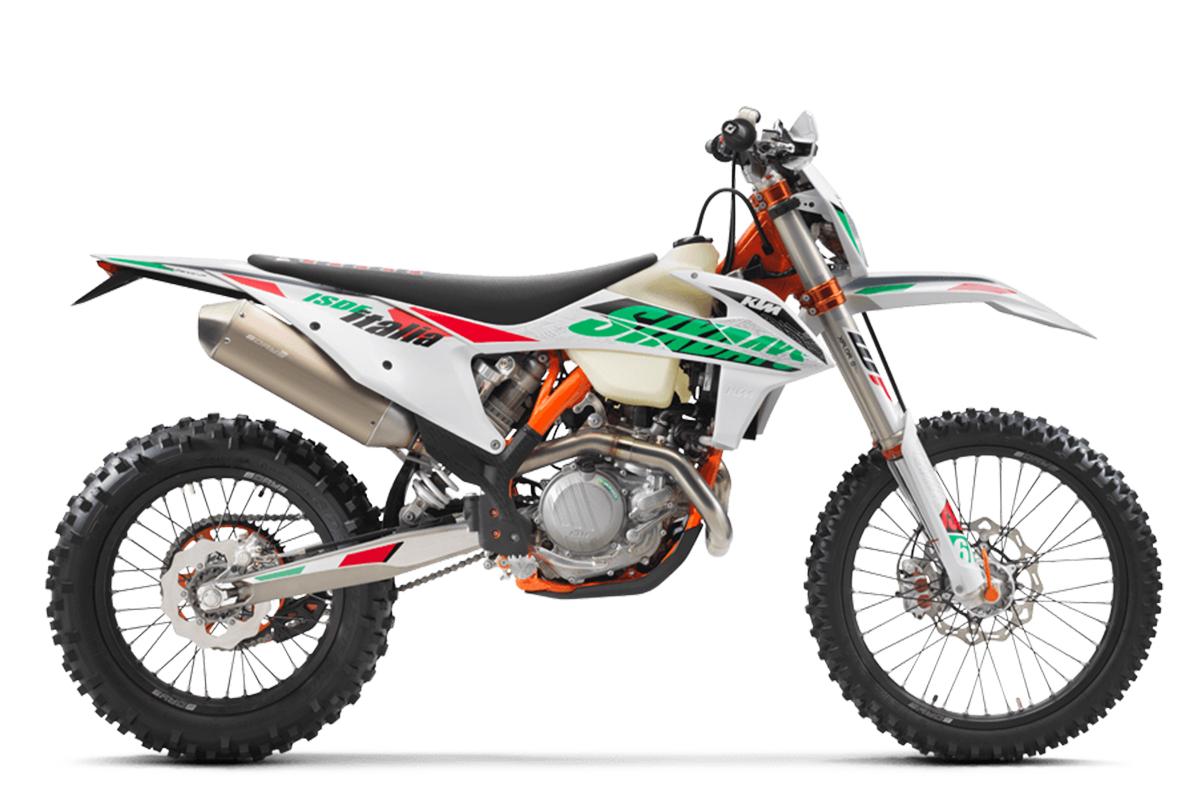 Precios de KTM EXC-F 500 Six Days
