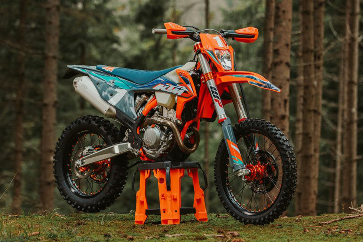 KTM EXC-F 350 WESS