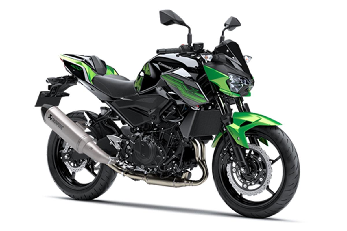Precios del Kawasaki Z400 Performance