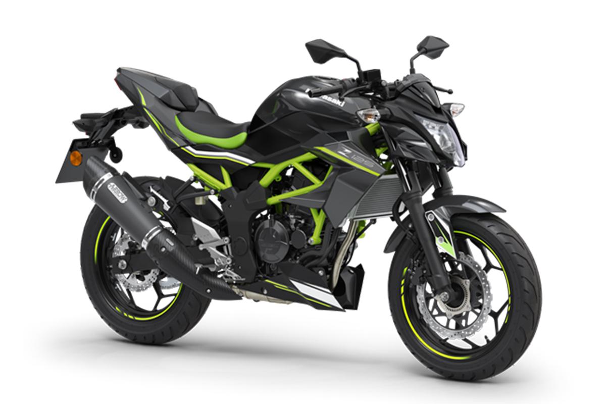 Precios de Kawasaki Z 125 Performance