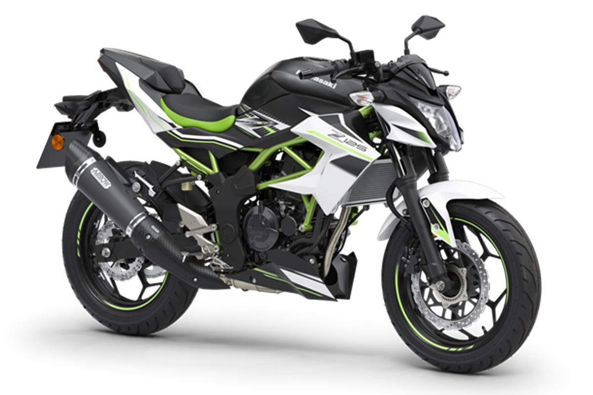 Precios de Kawasaki Z 125 SE Performance