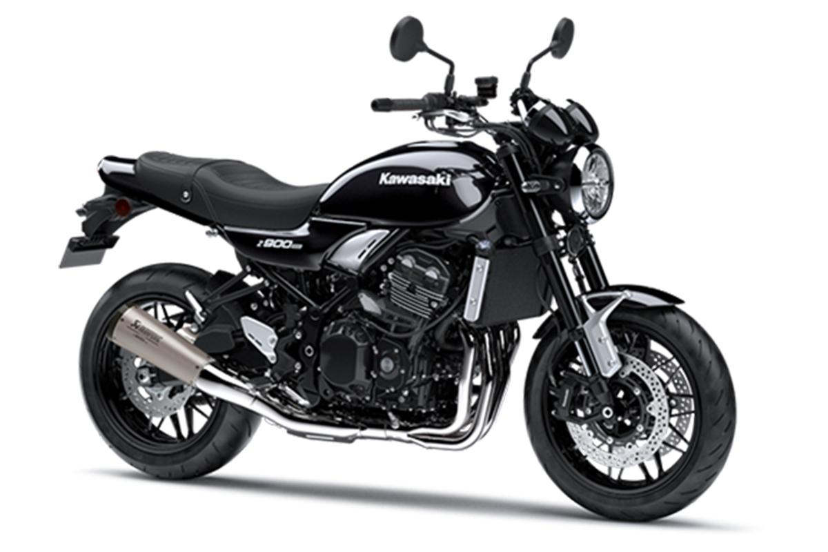 Kawasaki Z900 RS Performance