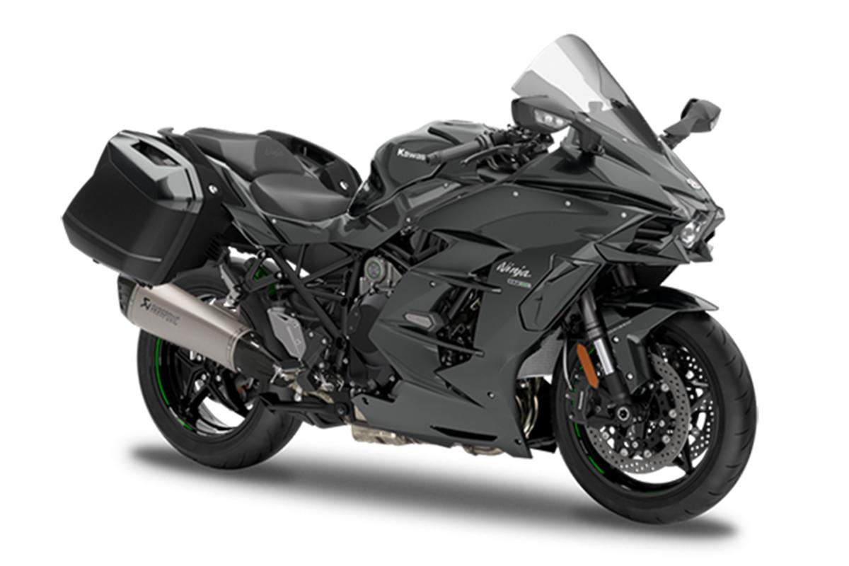 Precios del Kawasaki Ninja H2 SX Performance Tourer