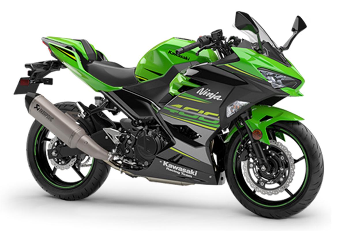 Precios de Kawasaki Ninja 400 Performance