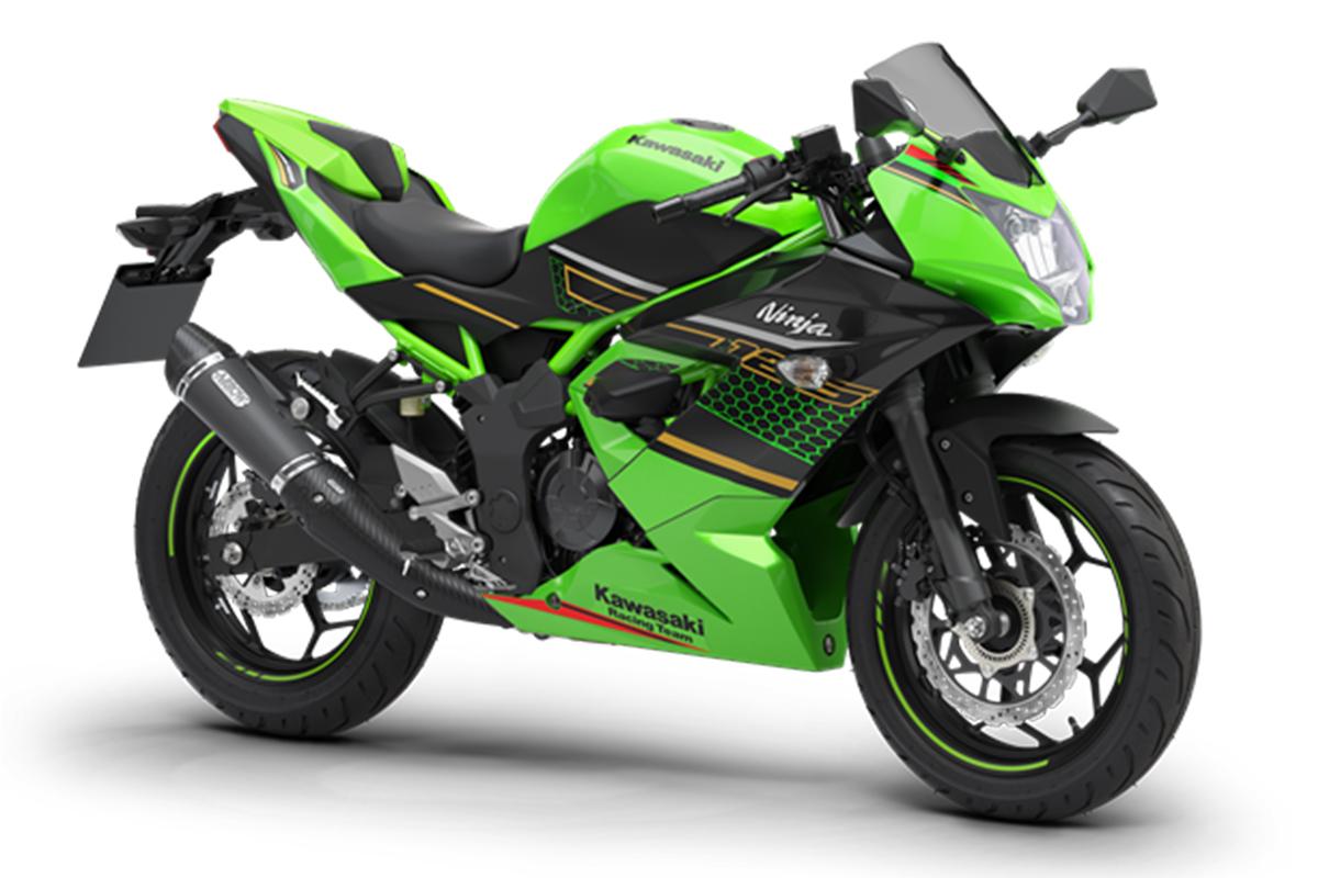 Precios de Kawasaki Ninja 125 SE Performance