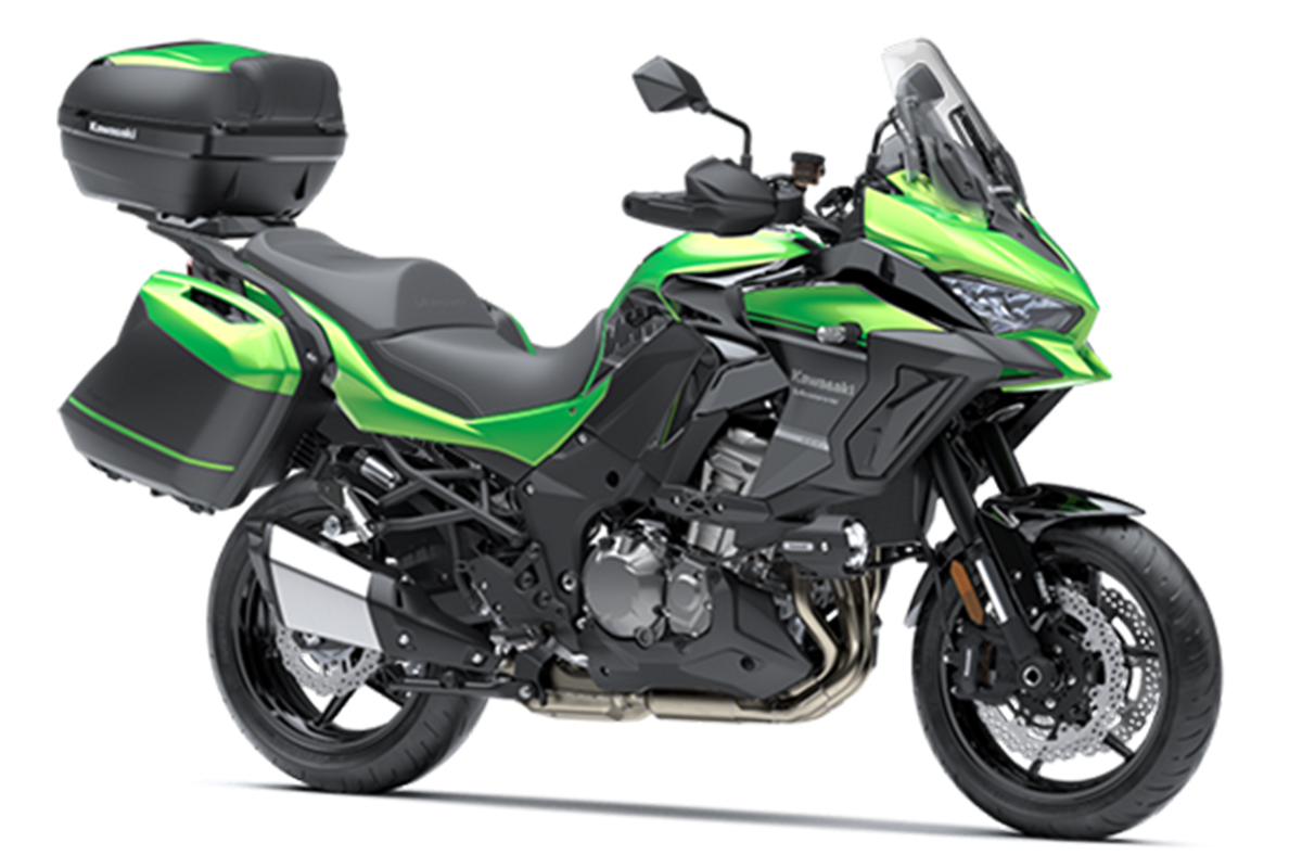 Precios de Kawasaki Versys 1000 Grand Tourer