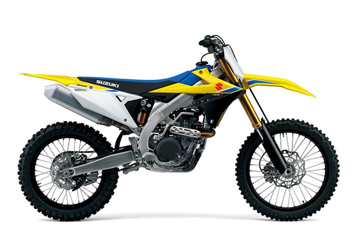 Precios del Suzuki RM-Z 450
