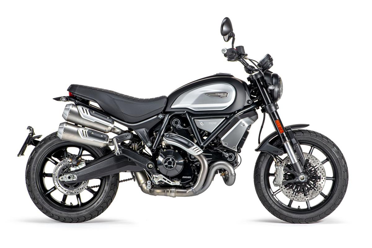Scrambler Ducati 1100 Dark Pro