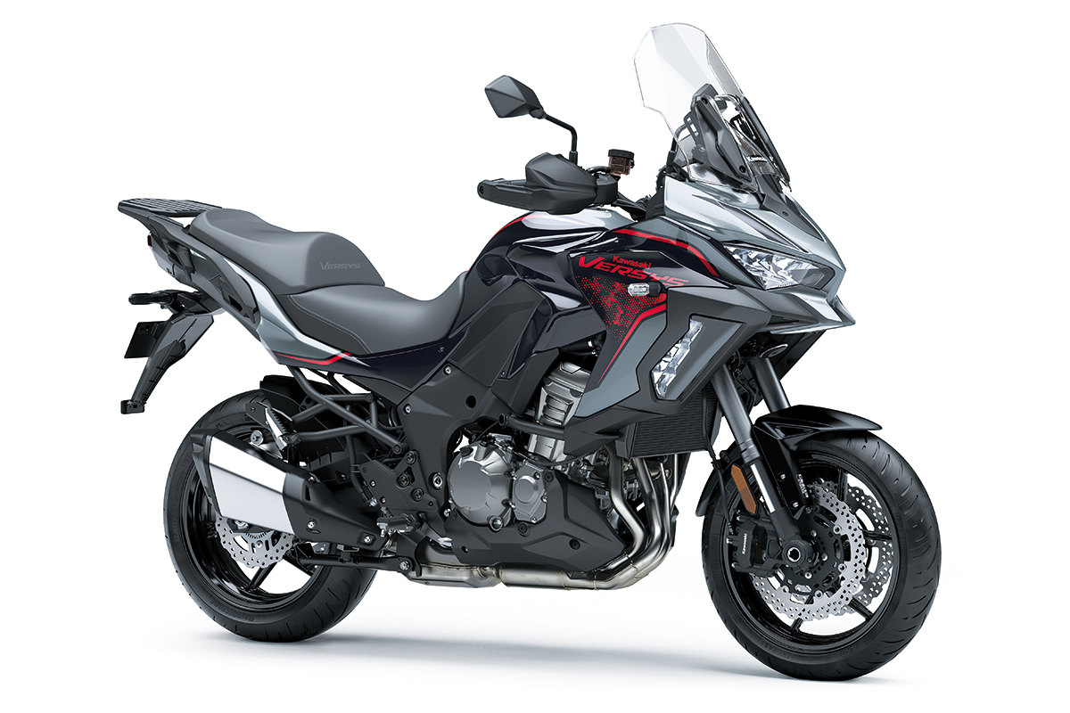 Precios de Kawasaki Versys 1000 S