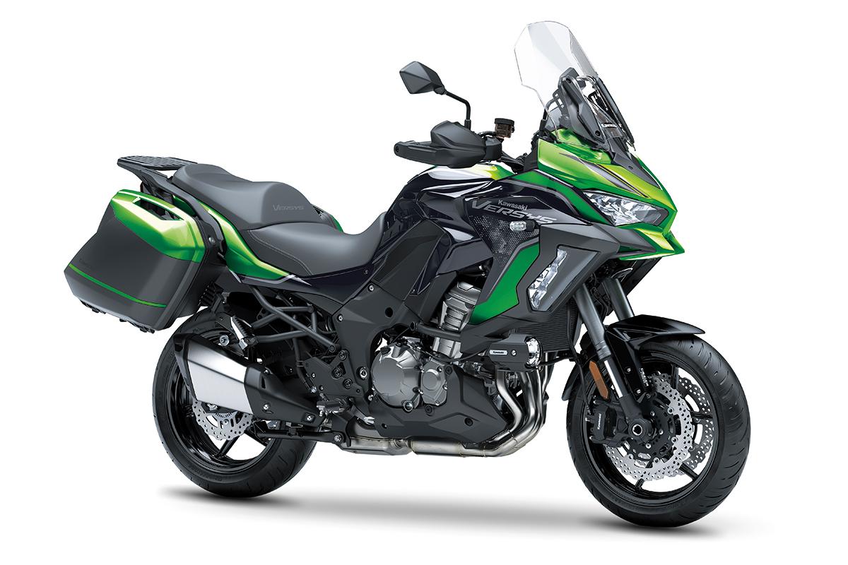 Precios de Kawasaki Versys 1000 SE 2021