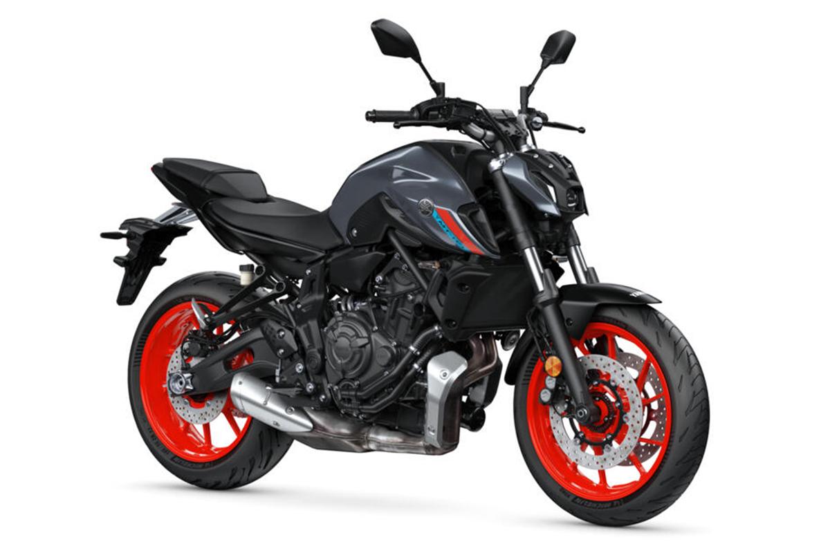 Precios de Yamaha MT-07 2021