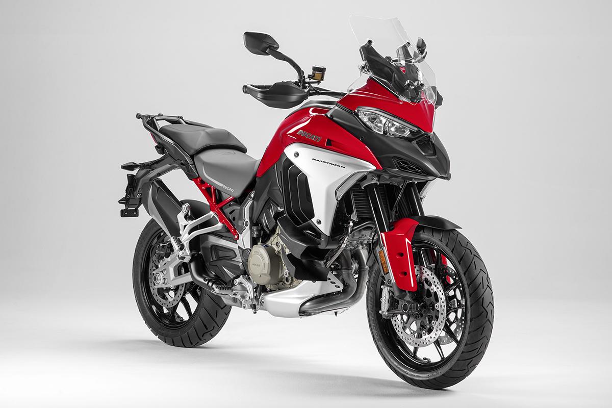 Precios de Ducati Multistrada V4