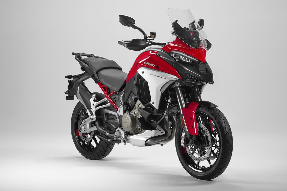 Precios de Ducati Multistrada V4 S