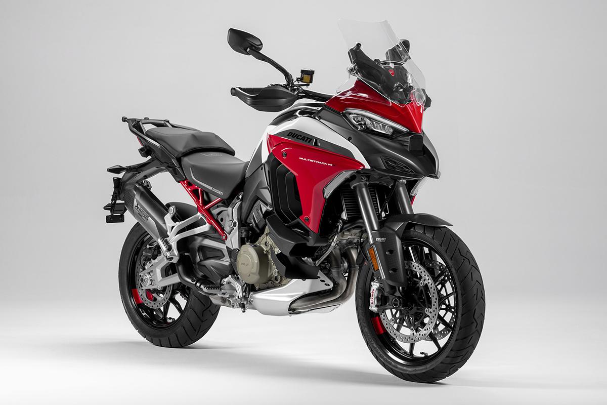 Precios de Ducati Multistrada V4 S Sport