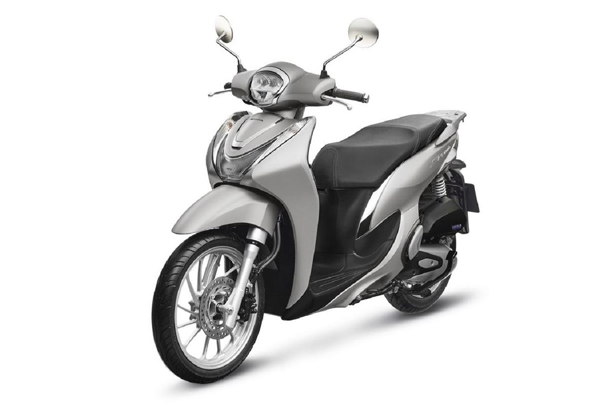 Precios del Honda SH Mode 125i 2021