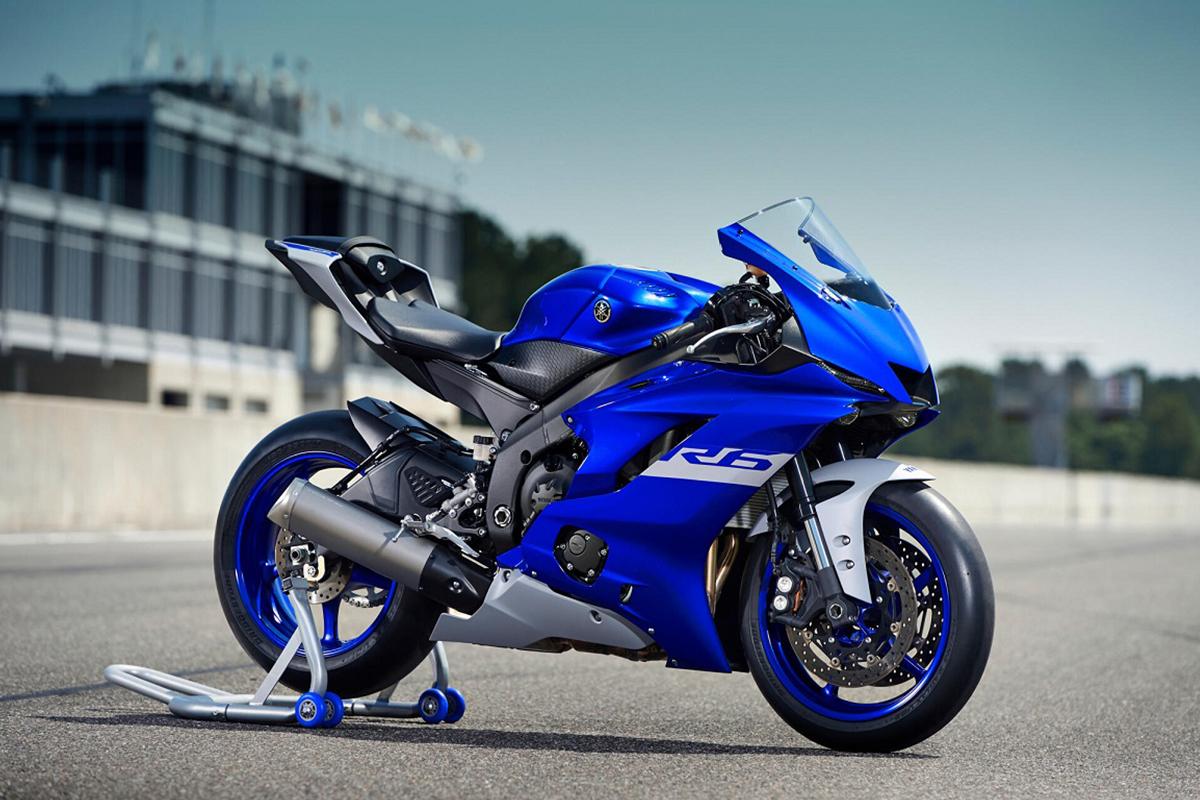 Precios de Yamaha R6 Race