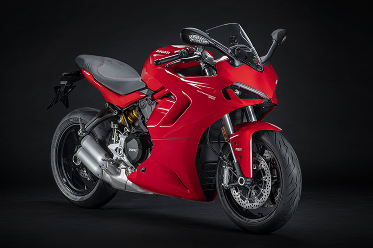Precios del Ducati SuperSport 950