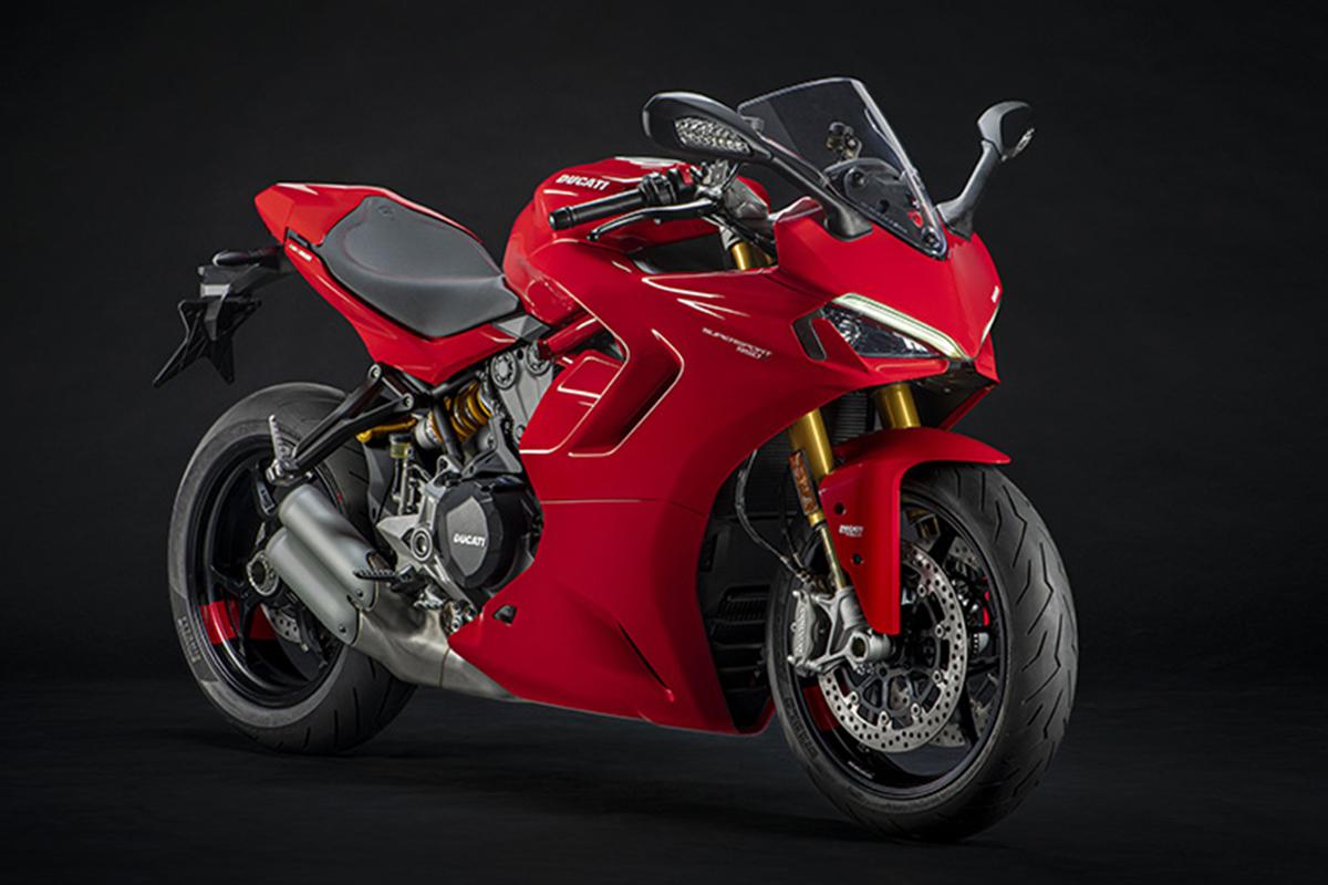 Precios de Ducati SuperSport 950 S