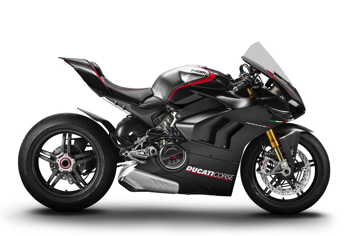 Precios de Ducati Panigale V4 SP
