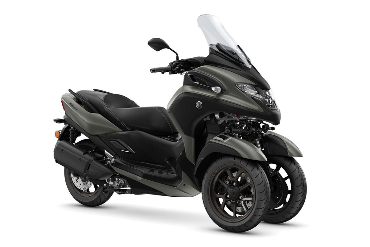 Precios de Yamaha Tricity 300 2021